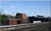 SP0278 : Northfield Railway Station by JThomas