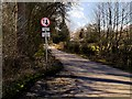 SJ8381 : Give Way To Oncoming Vehicles by David Dixon