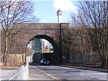 SO9199 : Fox's Lane Bridge by Gordon Griffiths