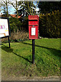 TM0477 : Old Post Office Postbox by Adrian Cable