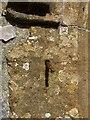 ST3706 : Scratch dial, St Stephen's Church, Winsham by Becky Williamson