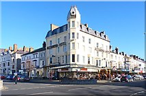 SH7882 : Alexandra Hotel, Llandudno by Mike Smith