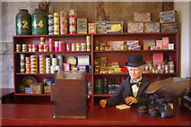 SJ9223 : Ancient High House Museum - Grocer's Shop by Stephen McKay