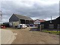 NZ2223 : Jubilee Wood Farm by Oliver Dixon