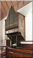 TL6467 : St Peter, Snailwell - Organ by John Salmon