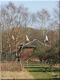 TQ6349 : Bourneside Oast, Blackmans Lane, Hadlow by Oast House Archive