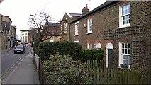 TQ2470 : Cottages, the Ridgway, Wimbledon by Christopher Hilton