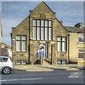 SD8132 : Former Primitive Methodist Chapel (Rosegrove Library) by David Dixon