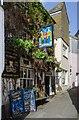 SX0144 : Mevagissey: The Fountain Inn by Eugene Birchall