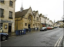 ST7565 : Bath, St. Michael's Church House by Mike Faherty