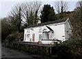 ST0790 : White house, Ynysangharad Road, Pontypridd by Jaggery