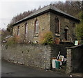 ST0790 : Grade II listed former Chain Works Mission Hall in Pontypridd by Jaggery