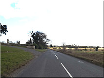 TM0576 : B1113 Hall Lane, Redgrave by Adrian Cable