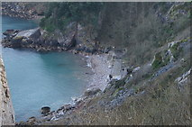 SX9364 : Redgate Beach, Torquay by Ian S
