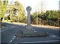 TQ2295 : Arkley: The War Memorial by Nigel Cox