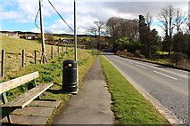 NX6280 : Main Street, Dalry by Billy McCrorie