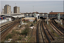 TQ2775 : Clapham Junction by Peter Trimming