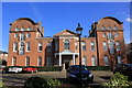 SJ4066 : Chester Royal Infirmary (1761 Building) by Jeff Buck