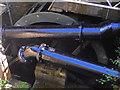 TQ6723 : Park Mill, Batemans - waterwheel by Chris Allen