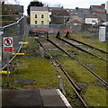 SM9603 : Buffers at the end of the line, Pembroke Dock by Jaggery