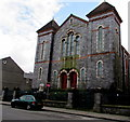 SM9603 : Former St Andrews church to be sold at auction, Pembroke Dock by Jaggery