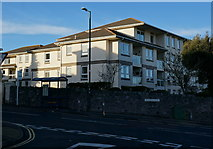 SX9265 : Homecombe House on St Albans Road, Babbacombe by Ian S