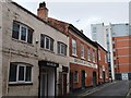 SP0687 : Former Beverley Hall Ltd Works - Regent Parade by John M