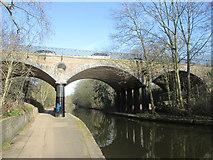 TQ2783 : Macclesfield Bridge over the Regents Canal by John Slater