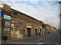TQ3379 : Enid Street, Bermondsey by Stephen Craven