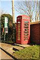 TF1772 : Heritage kiosk by Richard Croft