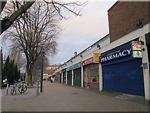 TQ3479 : Shops on Jamaica Road, Bermondsey by Stephen Craven
