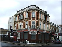 TQ3084 : Caledonian Arms, Islington by Chris Whippet