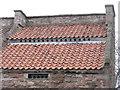 NT2770 : Nether Liberton Doocot [roof detail] by M J Richardson