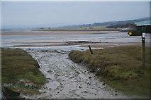 SD0894 : Newbiggin Tidal Crossing by John Walton