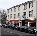 ST3088 : La Pizzeria, Newport by Jaggery