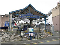 SH7782 : Great Orme Tramway - Victoria Station by G Laird