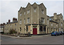 SU1484 : The Cricketers, Swindon by Jaggery