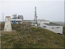 SH7683 : Great Orme Trig Point and View Point by G Laird