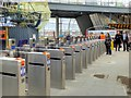 SJ8399 : Automatic Ticket Gates at Victoria Station (March 2015) by David Dixon