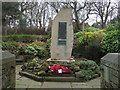 SE0318 : War Memorial, Rishworth by JThomas