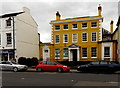 SO5012 : Grade II (star) listed Cornwall House, Monmouth by Jaggery