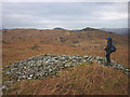 SD2689 : White Borran Cairn by Karl and Ali