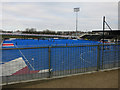 TQ3785 : Lee Valley Hockey and Tennis Centre by Hugh Venables