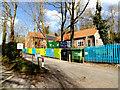 TM2179 : Brockdish Primary School by Geographer
