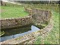 SP8364 : Former Sheep Wash, below Sywell Reservoir by Rob Farrow