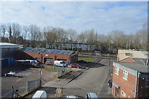SO9199 : Industrial Estate, Stafford Rd by N Chadwick