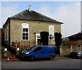 SO6554 : Converted former Congregational Chapel in Bromyard by Jaggery