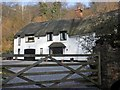 ST1935 : Waterside cottage, Aisholt by Roger Cornfoot