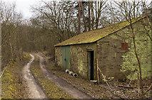 TQ2250 : Generator shed by Ian Capper