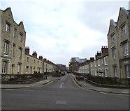 SU1484 : Oxford Street, Swindon by Jaggery